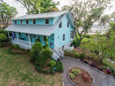 Beaufort County Single Family Home For Sale: 46 Meridian Road
