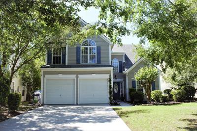 Bluffton Single Family Home For Sale: 154 Lake Linden Drive