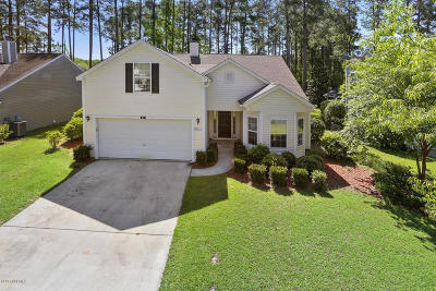Bluffton Single Family Home For Sale: 67 Wheat Field Circle