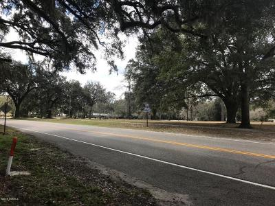 Ridgeland Residential Lots & Land For Sale: Grays Highway
