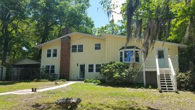 Beaufort SC Single Family Home Under Contract - Take Backup: $284,500