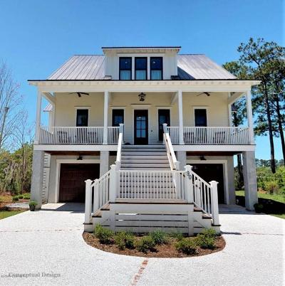 Beaufort Single Family Home For Sale: 23 Anchorage Way