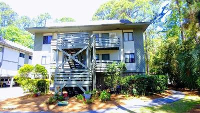 Beaufort County Condo/Townhouse For Sale: 104 Cordillo Parkway