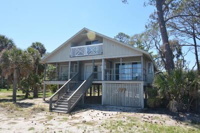 Fripp Island Single Family Home For Sale: 470 Porpoise Drive