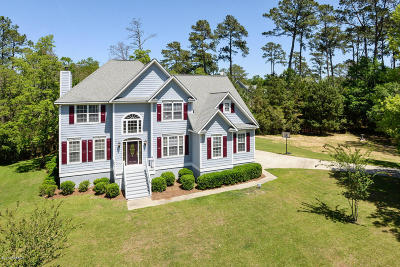 Beaufort County Single Family Home For Sale: 8 Wood Ibis Trail