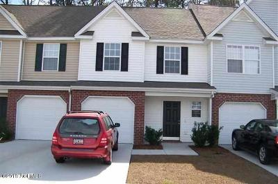 Beaufort Condo/Townhouse For Sale: 107 Bella Way