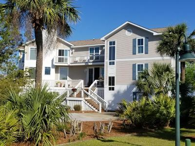 Fripp Island Single Family Home For Sale: 16 Spy Glass Lane