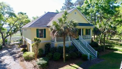 St Healena, St Helena, St Helena Is, St Helena Isl, St Helena Island, St. Helena, St. Helena Isalnd, St. Helena Island, St. Helens Single Family Home For Sale: 340 Fripp Point Road