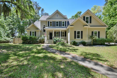 Beaufort Single Family Home For Sale: 250 Green Winged Teal Drive S