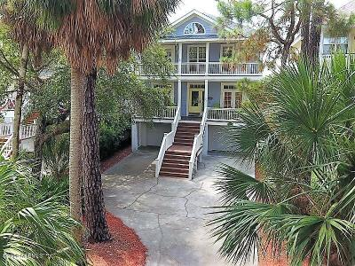 Beaufort County Single Family Home For Sale: 75 Ocean Creek Boulevard