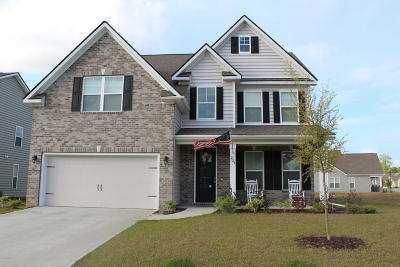 Bluffton Single Family Home For Sale: 226 Hulston Landing Road