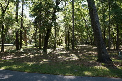 Beaufort, Beaufort Sc, Beaufot, Beufort Residential Lots & Land For Sale: 25 Woodland Ridge Circle