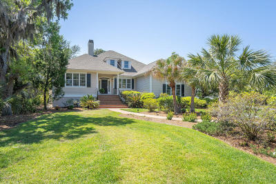 Beaufort County Single Family Home For Sale: 1416 Gleasons Landing Drive