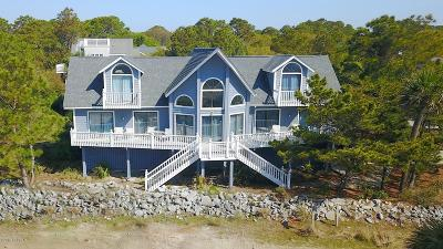 Beaufort County Single Family Home For Sale: 727 Seahorse Road