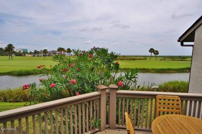 Fripp Island Condo/Townhouse For Sale: 127 Ocean Point Drive