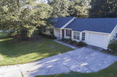 Beaufort County Single Family Home For Sale: 13 Southern Magnolia Drive