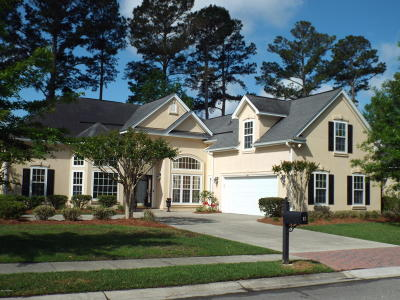 Beaufort County Single Family Home For Sale: 17 Crossings Boulevard