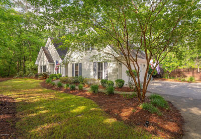 Beaufort Single Family Home For Sale: 109 Middle Road