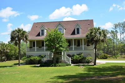 Beaufort, Beaufort Sc, Beaufot, Beufort Single Family Home For Sale: 9 Cameroon Drive