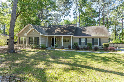 Beaufort County Single Family Home For Sale: 89 Marsh Drive