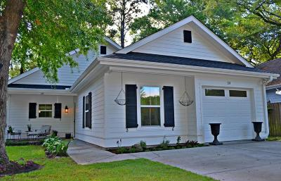 Beaufort, Beaufort Sc, Beaufot Single Family Home For Sale: 20 Carolina Village Circle