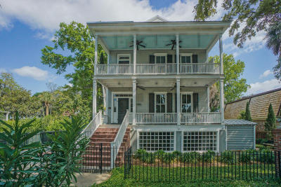 Beaufort Single Family Home For Sale: 1005 Craven Street