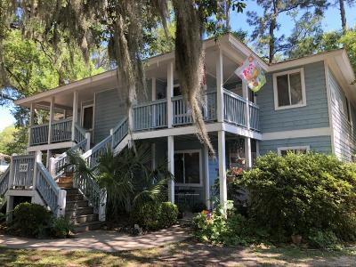 Beaufort County Condo/Townhouse For Sale: 304 Battery Lane