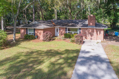 Beaufort County Single Family Home For Sale: 610 Battery Creek Road