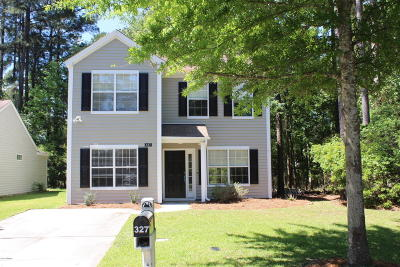 Beaufort County Single Family Home For Sale: 327 Mill Pond Road