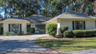 Beaufort County Single Family Home For Sale: 456 Bb Sams Drive