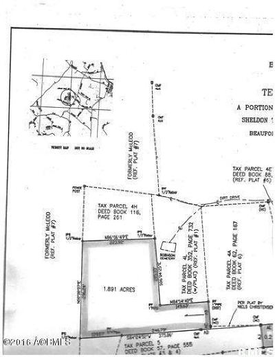 41a Horse Pen Circle, Seabrook, SC, 29940, Northern Beaufort County Home For Sale