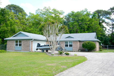 Beaufort County Single Family Home Under Contract - Take Backup: 5 Riverfront Place