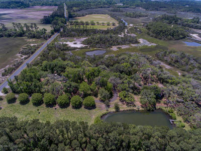 Beaufort County Single Family Home For Sale: 143 Eddings Point Road