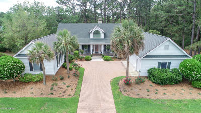 Beaufort County Single Family Home For Sale: 14 Big Dataw Point