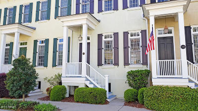 Beaufort County Condo/Townhouse For Sale: 14a Assembly Row