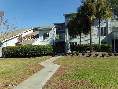 Beaufort County Condo/Townhouse For Sale: 9 Marsh Harbor Drive #B
