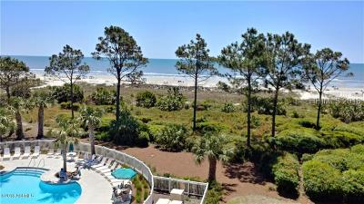 Hilton Head Island Condo/Townhouse For Sale: 43 S Forest Beach Drive #417