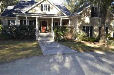Beaufort, Beaufort Sc, Beaufot, Beufort Single Family Home For Sale: 5 Tuxedo Drive