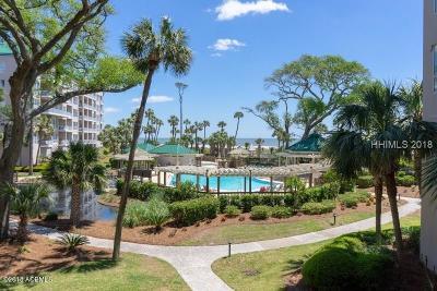 Hilton Head Island Condo/Townhouse For Sale: 57 Ocean Lane #3104