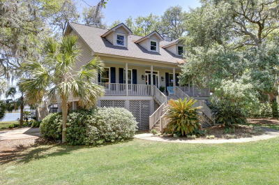 Beaufort Single Family Home For Sale: 294 Perryclear Drive