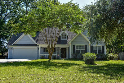 Beaufort, Beaufort Sc, Beaufot, Beufort Single Family Home For Sale: 34 Brickyard Hills Court