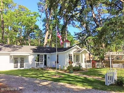 Beaufort, Beaufort Sc, Beaufot Single Family Home For Sale: 1904 Roper Street