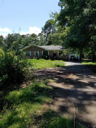 Beaufort Single Family Home For Sale: 139 Burton Wells Road