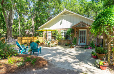 Beaufort County Single Family Home For Sale: 45 Avenue Of Oaks