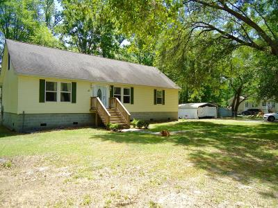 Beaufort County Single Family Home For Sale: 27 Ard Road