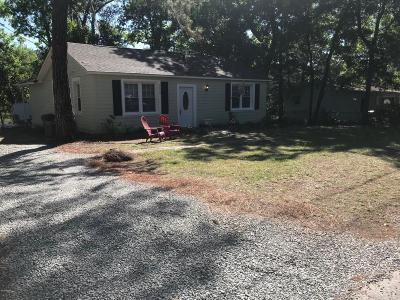 Beaufort, Beaufort Sc, Beaufot, Beufort Single Family Home For Sale: 2612 Rodgers Drive