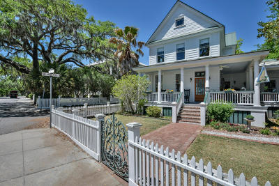 Beaufort County Single Family Home For Sale: 1307 Bay Street