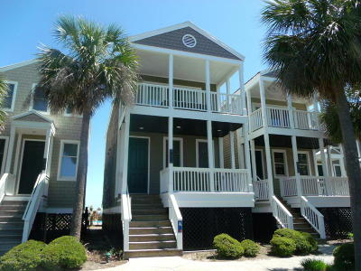 Fripp Island Single Family Home For Sale: 707 Ocean Cottage