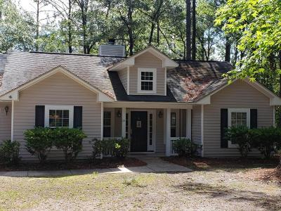 Beaufort County Single Family Home Under Contract - Right Of Firs: 14 Meadowlark Street