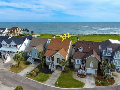 Beaufort County Single Family Home Under Contract - Take Backup: 331 Ocean Point Drive